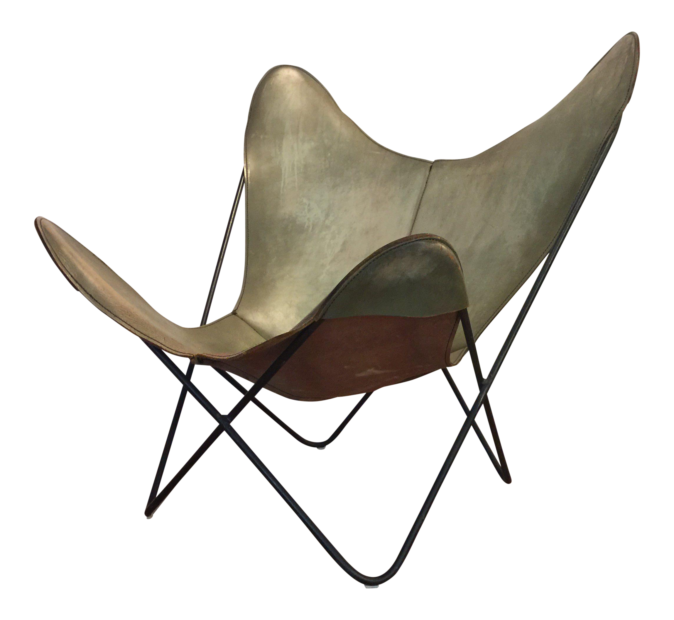 Vintage Knoll Butterfly Chair