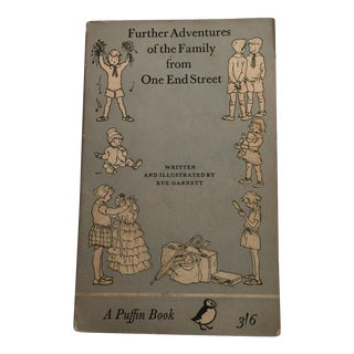 Vintage 'Further Adventures of the Family' Book For Sale