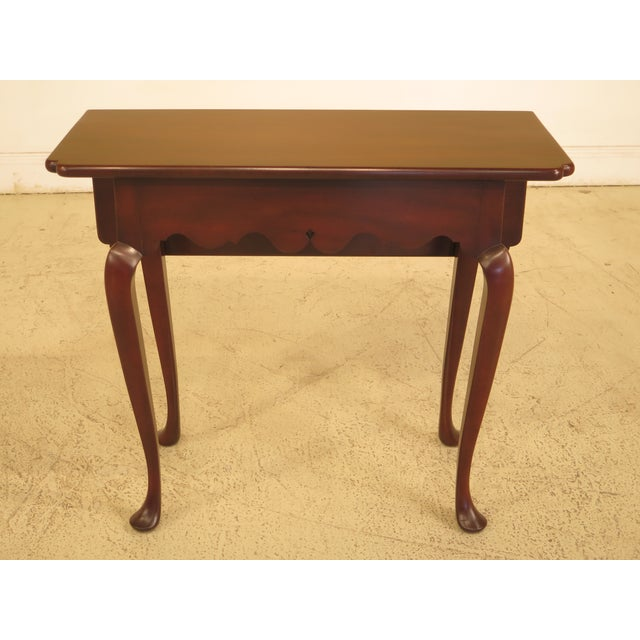 Kittinger Williamsburg Collection Occasional Table - Image 3 of 11