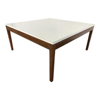 Mid Century Modern Early Edition George Nelson for Herman Miller Coffee Table For Sale