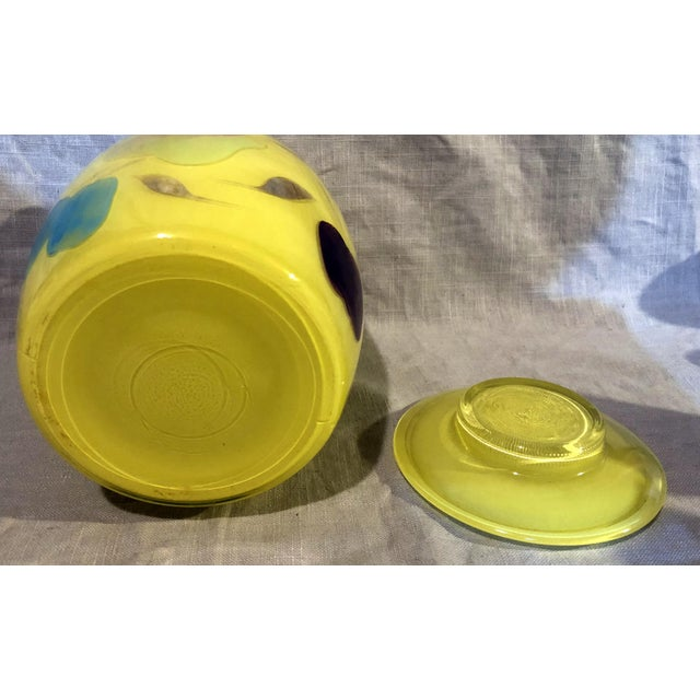Bartlett Collins Yellow Gay Fad Cookie Jar For Sale In Philadelphia - Image 6 of 7