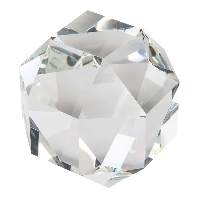 Crystal Octahedrons Small For Sale