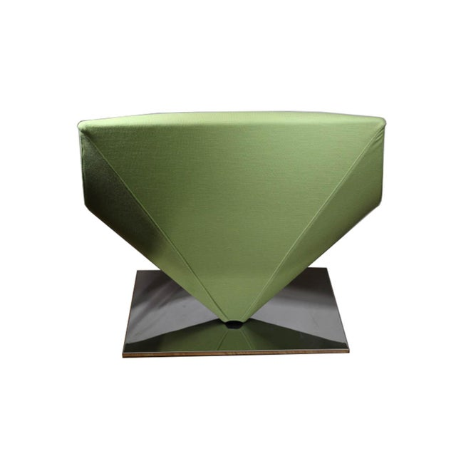 "MDF ""Lofty"" Chair by Fontana Arte For Sale - Image 4 of 5"