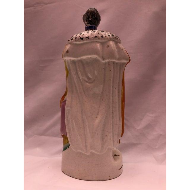 Prince Albert Porcelain Figure For Sale - Image 4 of 7