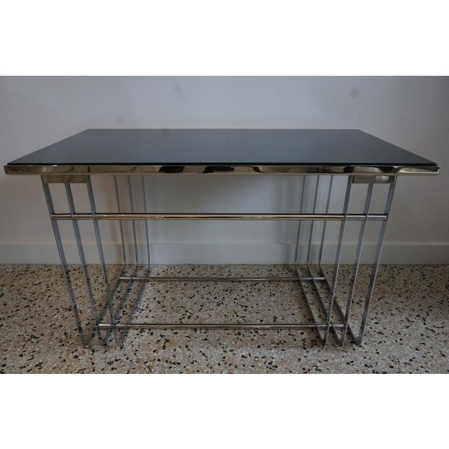 Art Deco 1930s Donald Deskey Cocktail Table Streamline Moderne Machine-Age For Sale - Image 12 of 13