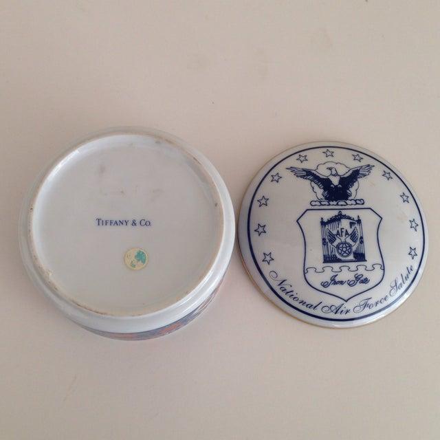 Tiffany & Co. Porcelain Trinket Box - Image 7 of 9
