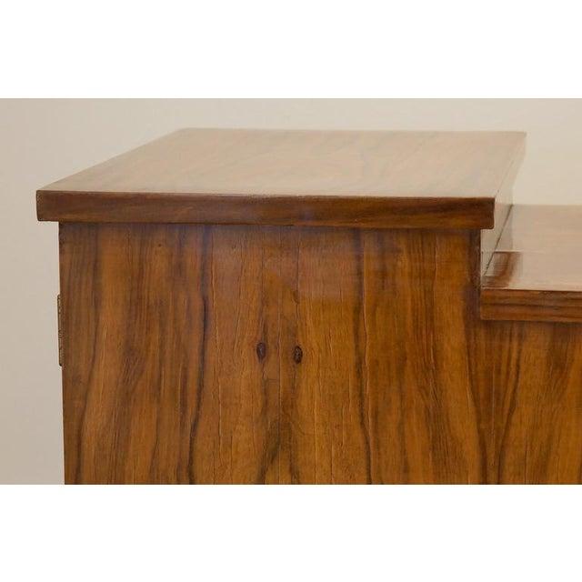 Art Deco Walnut Cabinet - Image 7 of 10