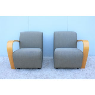 Jack Cartwright Modular Riley Lounge Chairs - a Pair Preview