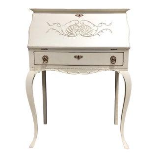 19th Century French Drop Secretary Desk For Sale