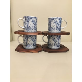 21st Century Chinese Porcelain Tea Cup- Set of 4 Preview