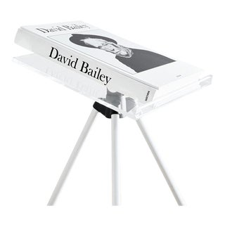 TASCHEN Books, Autographed David Bailey Photography Collection. Collector's Edition with Book Stand For Sale