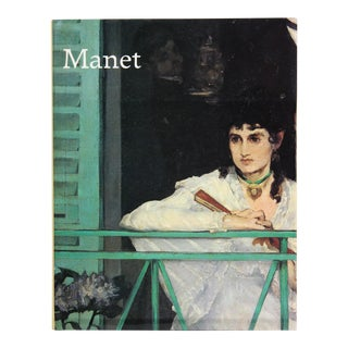 Manet: 1832-1883, First Edition