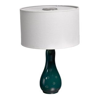 Toini Muona Ceramic Table Lamp for Arabia, Finland, 1960s For Sale