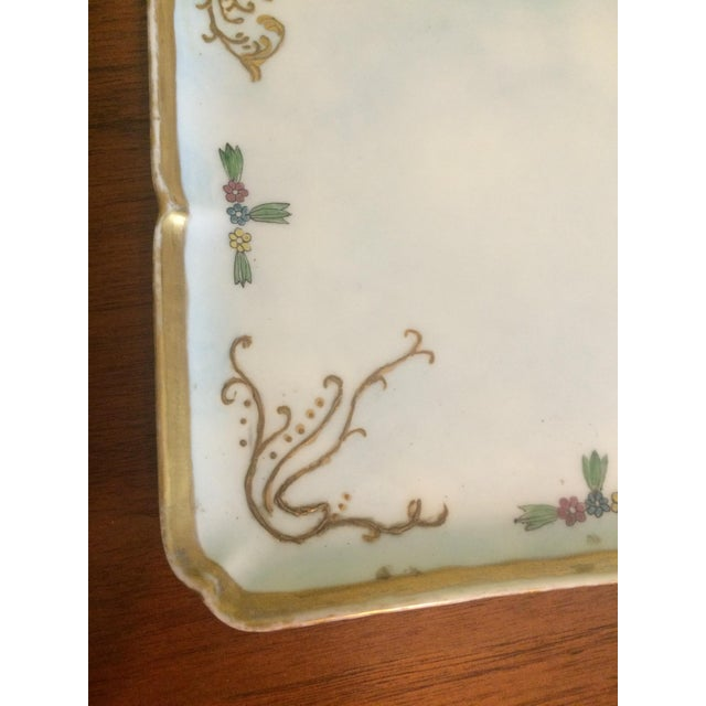 Vintage Limoges Dresser Tray - Image 3 of 5