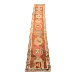 "Bellwether Rugs ""Cornelius"" Long Oushak Runner - 2′9″ × 16′4″ For Sale"