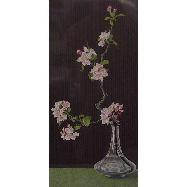 """""""Flowers"""" by Norman Carton For Sale"""