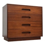 Image of Harvey Probber Mahogany Dresser Chest For Sale