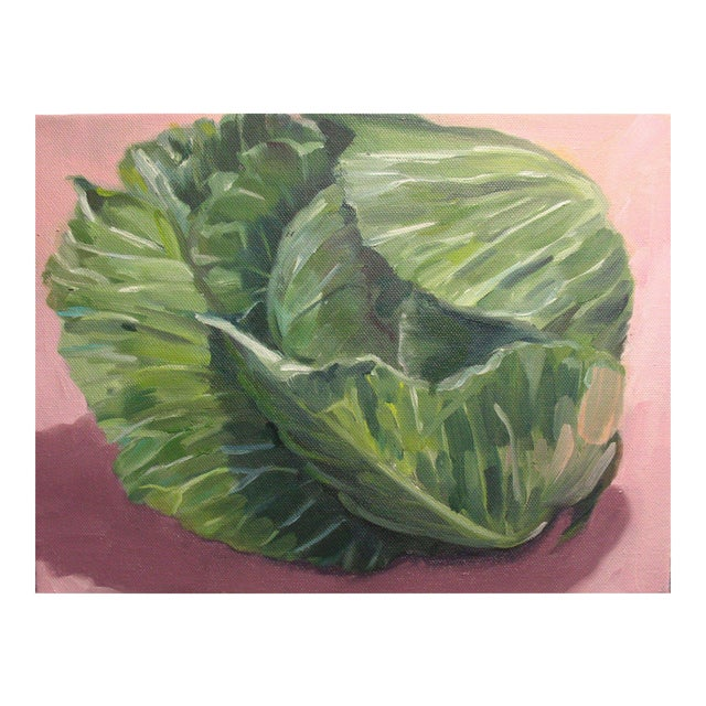 Cabbage Print For Sale