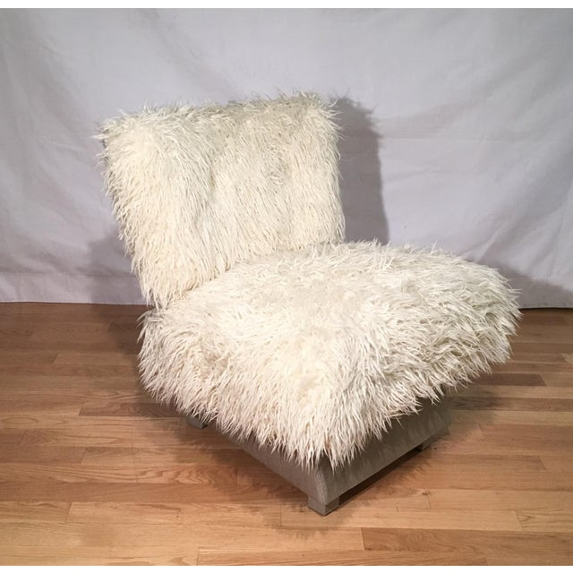 2000s Modernist Designer Flakati Chair by Randy Esada Designs For Sale - Image 5 of 8
