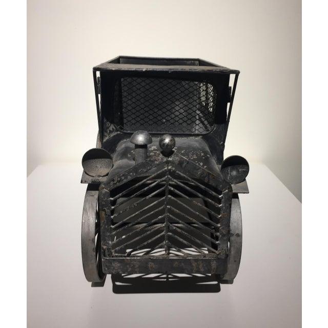 Antique Metal Car Model - Image 4 of 8