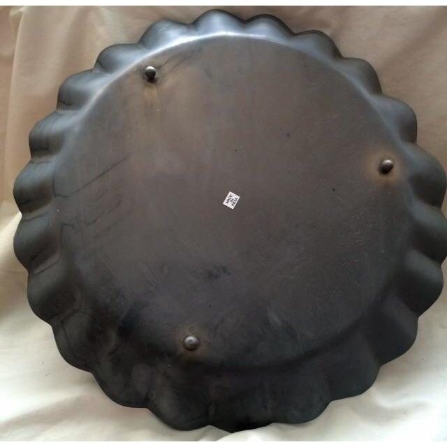 Large Iron Planter Cachepot - Image 4 of 7