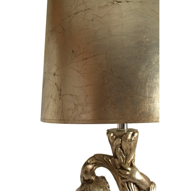 Hollywood Regency Table Lamp For Sale - Image 4 of 8