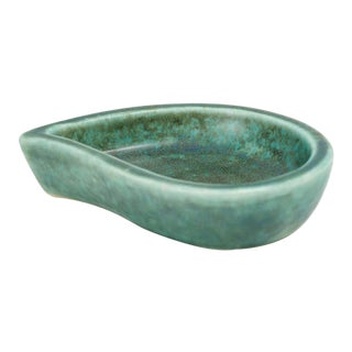 Leaf Form Bowl by Eva Staehr Nielsen for Saxbo, 1950s For Sale