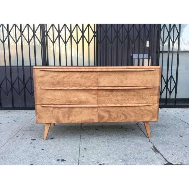 Heywood-Wakefield 6-Drawer Dresser - Image 9 of 10