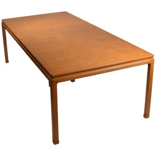 Mahogany Dining Table by Edward Wormley for Dunbar For Sale