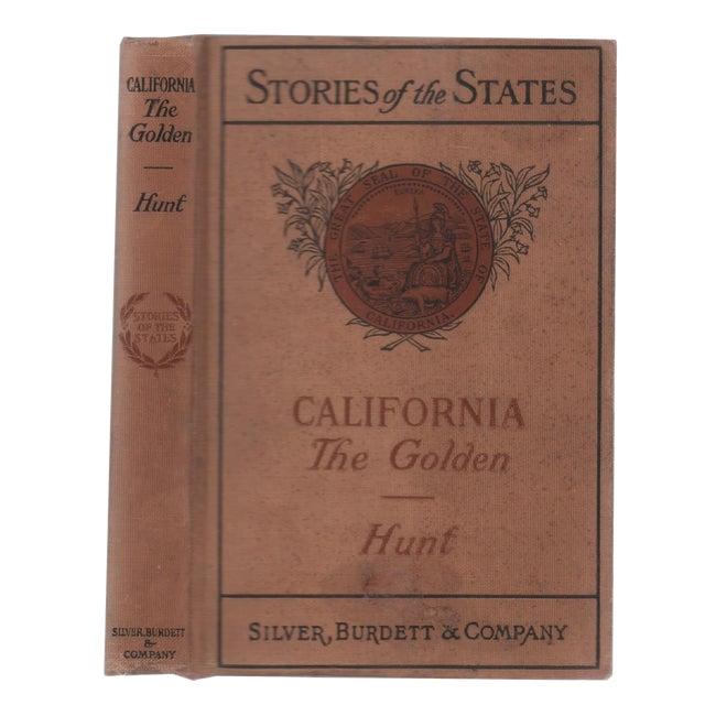 "1911 ""California the Golden"" Collectible Book For Sale"