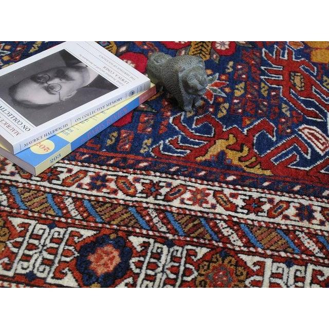 Daghestan or Shirvan Rug For Sale - Image 9 of 10