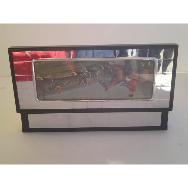 English Art Deco Trinket Box - Image 8 of 11
