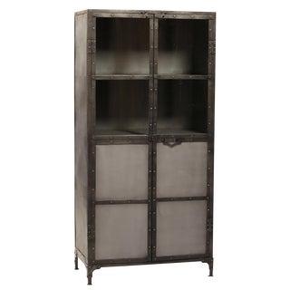 Kora Gunmetal Cabinet
