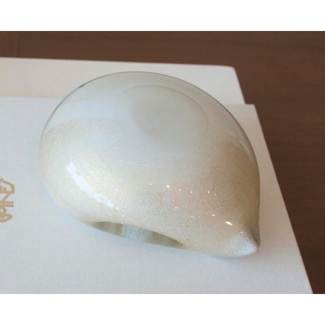 Vintage Murano Glass Heart Bowl - Image 11 of 11
