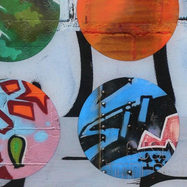 """Twister #17"" Original Artwork by Nicola Katsikis For Sale - Image 4 of 10"