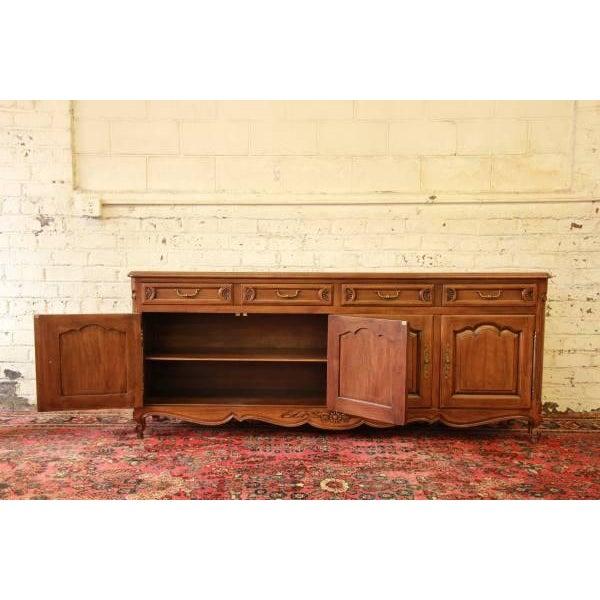 John Widdicomb Vintage Long Dresser - Image 4 of 9
