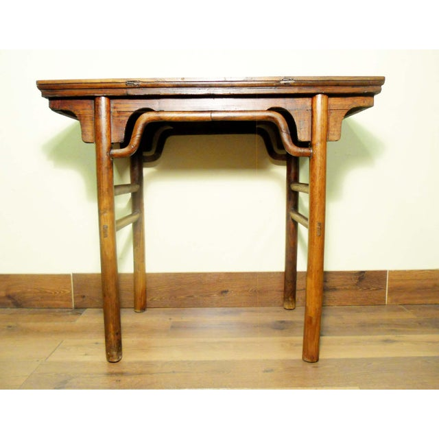 Antique Chinese Console Table - Image 7 of 10