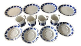 Image of Scandinavian Modern Serving Dishes and Pieces