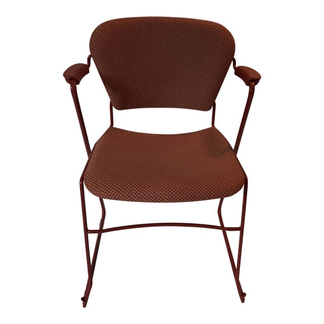 KI Industry 'Perry' Sled Ergonomic Arm Chair - Image 1 of 9