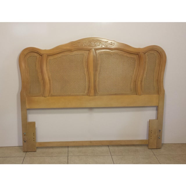 French Provincial Queen Size Headboard - Image 2 of 10
