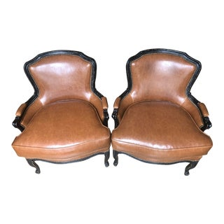1950s French Bergeres - a Pair For Sale