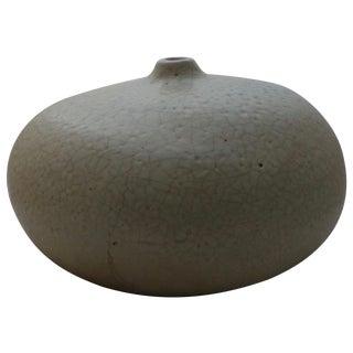 Mid-Century Studio Pottery Squash Vase