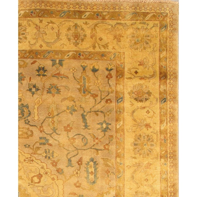 """Pasargad Oushak Collection Rug - 9'1"""" X 11'7"""" - Image 2 of 2"""
