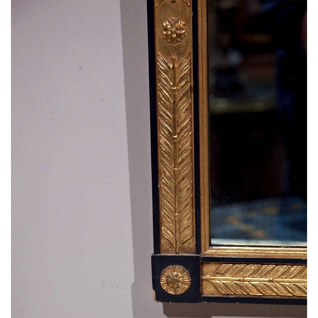 French French Trumeau Mirror For Sale - Image 3 of 5