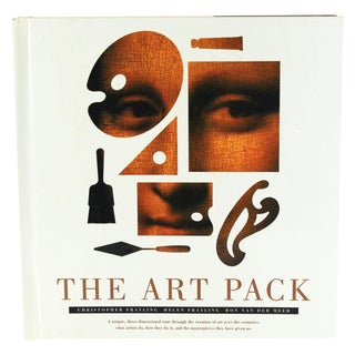 The Art Pack First Edition Book For Sale