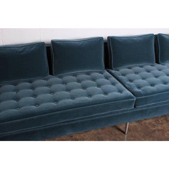 Edward Wormley for Dunbar Sofa Model 4907A For Sale In Dallas - Image 6 of 11