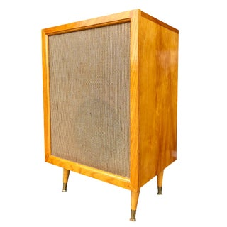 20th Century Danish Modern Speaker Cabinet For Sale