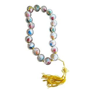 Antique Japanese Decorative Tonga Beads
