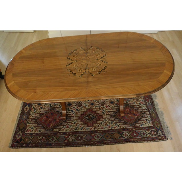 Neoclassical Ukranian Dining Table - Image 2 of 10