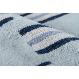 """Erin Gates Thompson Union Light Blue Hand Woven Wool Area Rug 7'6"""" X 9'6"""" Preview"""